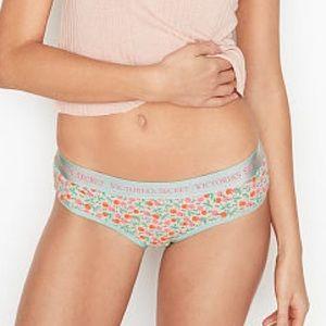 Victoria's Secret Logo Waist Hiphugger Panty